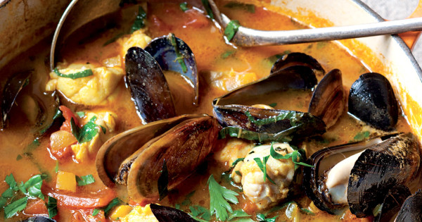 ina gartens provenal fish stew inside chic - Fish Stew Ina Garten